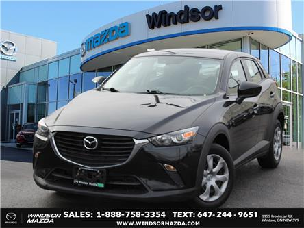 2017 Mazda CX-3 GX (Stk: PR8355) in Windsor - Image 1 of 24