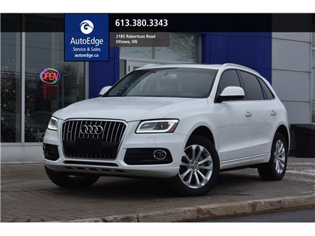 2017 Audi Q5 2.0T Progressiv (Stk: A0464) in Ottawa - Image 1 of 29