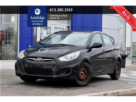 2013 Hyundai Accent GL (Stk: A0416AA) in Ottawa - Image 1 of 8