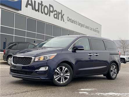 2019 Kia Sedona SX (Stk: 19-17155RJB) in Barrie - Image 1 of 30