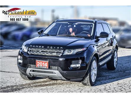 2014 Land Rover Range Rover Evoque Prestige (Stk: 886928) in Bolton - Image 1 of 18