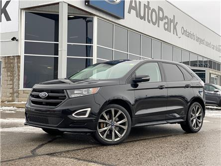 2016 Ford Edge Sport (Stk: 16-46892JB) in Barrie - Image 1 of 30