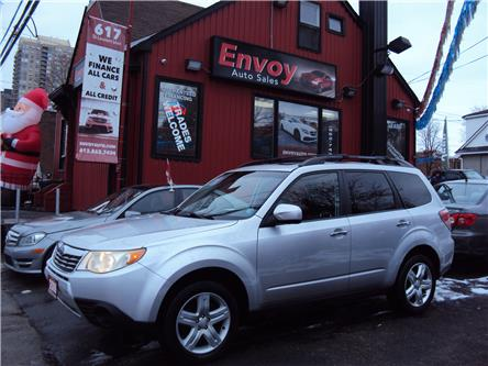 2009 Subaru Forester 2.5 X Touring Package (Stk: ) in Ottawa - Image 1 of 30