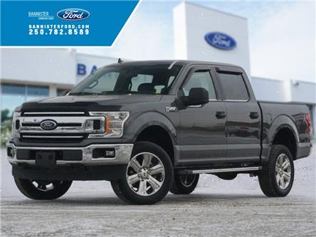 2019 Ford F-150 XLT (Stk: T202350A) in Dawson Creek - Image 1 of 15