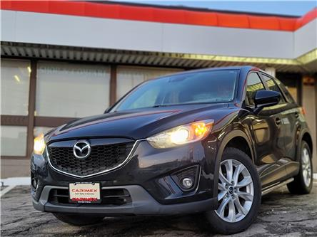 2014 Mazda CX-5 GT (Stk: 2012379) in Waterloo - Image 1 of 24