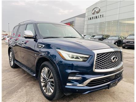 2018 Infiniti QX80 Base 8 Passenger (Stk: H9502A) in Thornhill - Image 1 of 23