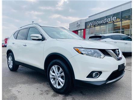 2016 Nissan Rogue SV (Stk: C35665) in Thornhill - Image 1 of 20
