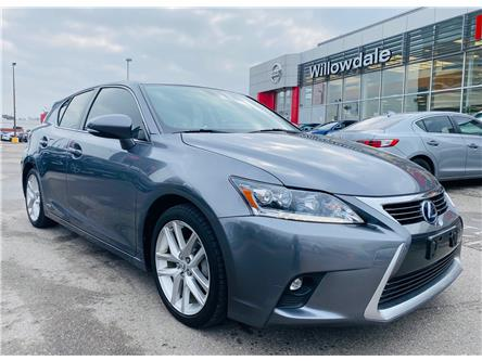 2015 Lexus CT 200h Base (Stk: N1335A) in Thornhill - Image 1 of 23