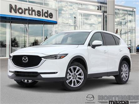 2021 Mazda CX-5 GT w/Turbo (Stk: M21055) in Sault Ste. Marie - Image 1 of 23