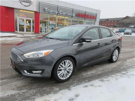 2016 Ford Focus Titanium (Stk: 91512C) in Peterborough - Image 1 of 24