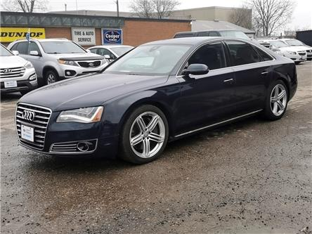 2011 Audi A8 4.2 Premium (Stk: A012932) in Kitchener - Image 1 of 26