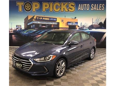 2017 Hyundai Elantra GLS (Stk: 255468) in NORTH BAY - Image 1 of 29