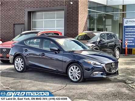 2018 Mazda Mazda3 GT (Stk: 30003A) in East York - Image 1 of 30