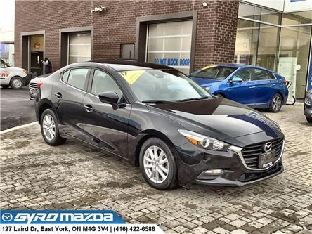 2017 Mazda Mazda3 GS (Stk: 30470A) in East York - Image 1 of 30