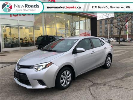 2016 Toyota Corolla LE (Stk: 358481) in Newmarket - Image 1 of 24