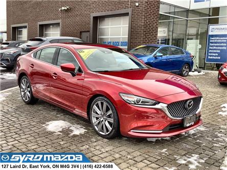 2018 Mazda MAZDA6 Signature (Stk: 30409A) in East York - Image 1 of 30