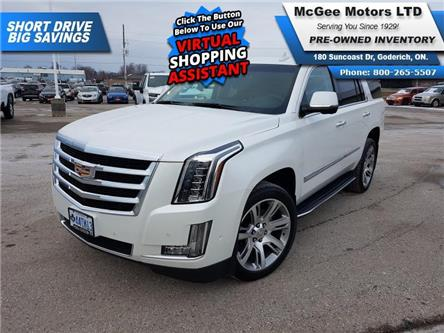 2017 Cadillac Escalade Luxury (Stk: 295846) in Goderich - Image 1 of 30