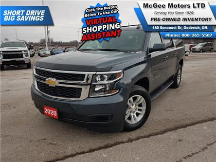 2020 Chevrolet Suburban LS (Stk: 172210) in Goderich - Image 1 of 27
