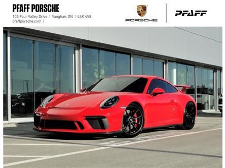 2018 Porsche 911 GT3 w/ PDK (Stk: U9272) in Vaughan - Image 1 of 22