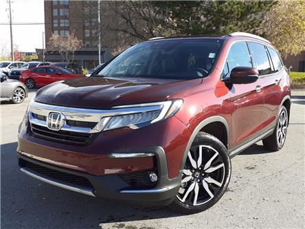 2021 Honda Pilot Touring 7P (Stk: 21-0077) in Ottawa - Image 1 of 27