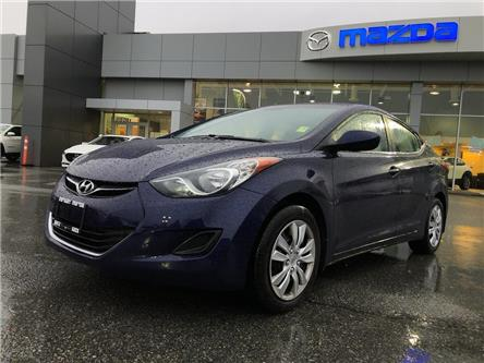 2013 Hyundai Elantra GL (Stk: 450232K) in Surrey - Image 1 of 15