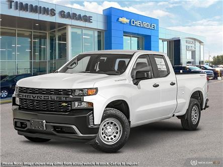 2021 Chevrolet Silverado 1500 Work Truck (Stk: 21253) in Timmins - Image 1 of 22