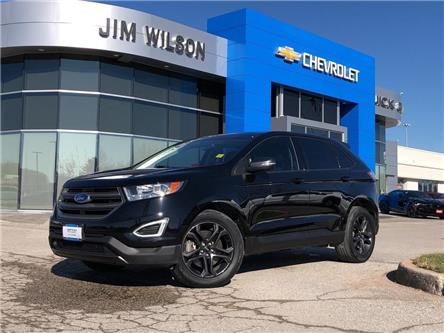 2018 Ford Edge SEL (Stk: 2019358A) in Orillia - Image 1 of 22