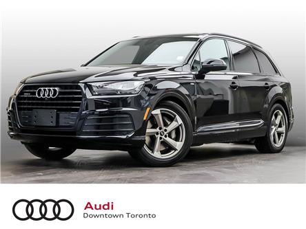 2019 Audi Q7 55 Technik (Stk: P4125) in Toronto - Image 1 of 29
