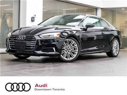 2019 Audi A5 45 Komfort (Stk: P4182) in Toronto - Image 1 of 5