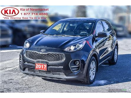 2017 Kia Sportage LX (Stk: 210108A) in Newmarket - Image 1 of 19