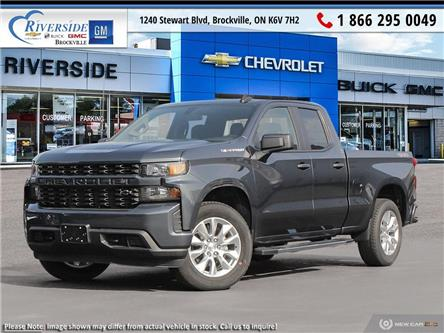 2021 Chevrolet Silverado 1500 Silverado Custom (Stk: 21-100) in Brockville - Image 1 of 23
