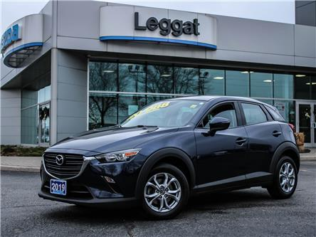 2019 Mazda CX-3 GS (Stk: 2418LT) in Burlington - Image 1 of 23