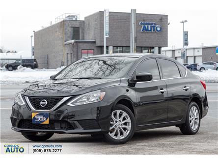 2019 Nissan Sentra 1.8 SV (Stk: 271638) in Milton - Image 1 of 21