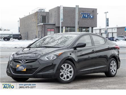 2016 Hyundai Elantra GL (Stk: 703127) in Milton - Image 1 of 18