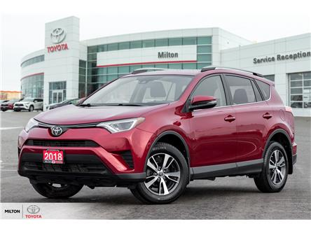 2018 Toyota RAV4 LE (Stk: 709174A) in Milton - Image 1 of 21