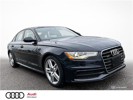 2014 Audi A6 2.0 Progressiv (Stk: 10030A) in Windsor - Image 1 of 28
