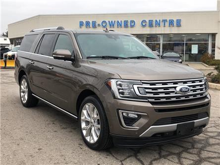 2018 Ford Expedition Max Limited (Stk: P01301A) in Brampton - Image 1 of 26