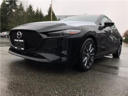 2021 Mazda Mazda3 Sport GT (Stk: 322557) in Surrey - Image 1 of 5