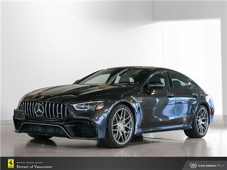 2019 Mercedes-Benz AMG GT 63 S (Stk: U0516) in Vancouver - Image 1 of 10