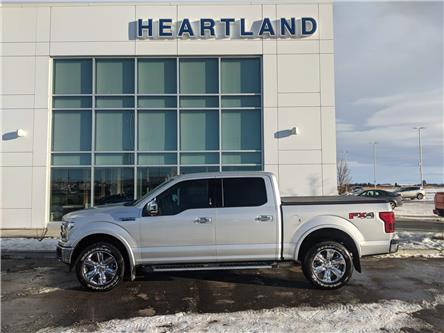 2019 Ford F-150 Lariat (Stk: LSD240A) in Fort Saskatchewan - Image 1 of 30