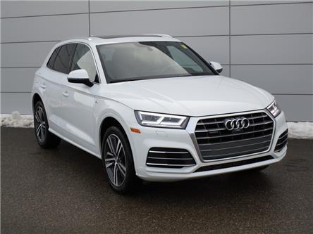 2018 Audi Q5 2.0T Progressiv (Stk: 2100591) in Regina - Image 1 of 24