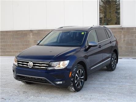 2021 Volkswagen Tiguan United (Stk: 210096) in Regina - Image 1 of 46