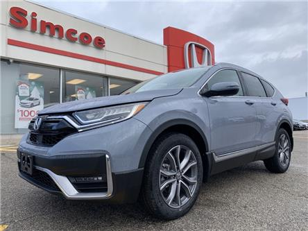 2021 Honda CR-V Touring (Stk: 21028) in Simcoe - Image 1 of 22