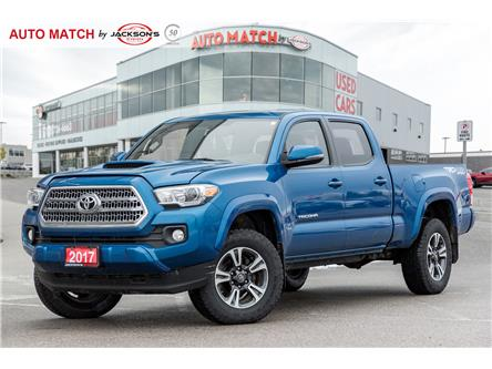 2017 Toyota Tacoma SR5 (Stk: U7402) in Barrie - Image 1 of 20