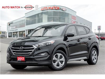 2017 Hyundai Tucson  (Stk: U4295) in Barrie - Image 1 of 18