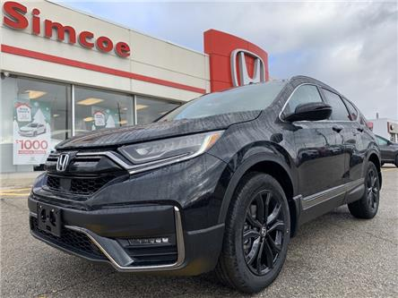 2021 Honda CR-V Black Edition (Stk: 21026) in Simcoe - Image 1 of 22