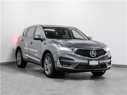 2021 Acura RDX Platinum Elite (Stk: M801337COURTESY) in Brampton - Image 1 of 22