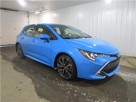 2021 Toyota Corolla Hatchback Base (Stk: 211106) in Regina - Image 1 of 25