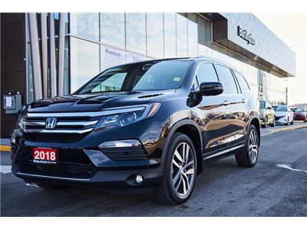 2018 Honda Pilot Touring (Stk: U996) in Burlington - Image 1 of 28