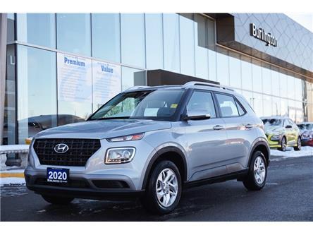 2020 Hyundai Venue Preferred (Stk: U980A) in Burlington - Image 1 of 21